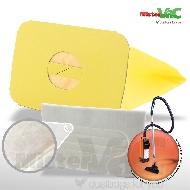 MisterVac 10x Staubsaugerbeutel + Hygienefilter geeignet für Electrolux D710 image 3
