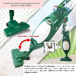 Bodendüse Einrastdüse geeignet für Ihren Vorwerk Kobold 140 Detailbild 1