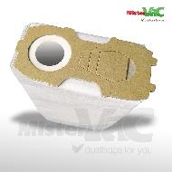 MisterVac 6x Staubsaugerbeutel geeignet für Ihren Vorwerk Kobold VK 122 image 2