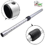 MisterVac Tube aspirateur télescopique compatible avec Siemens VS06C100 /03 synchropower image 2