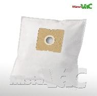 MisterVac sacs à poussière kompatibel avec Bestron OPTIMO ABG300WOE, WPE ,SOE, image 1
