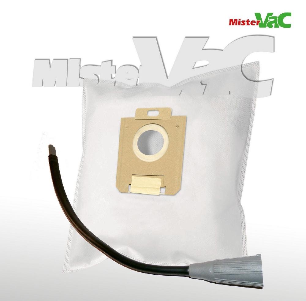 10 Staubsaugerbeutel geeignet für Philips FC-8456//01  FC 8456 PowerLife