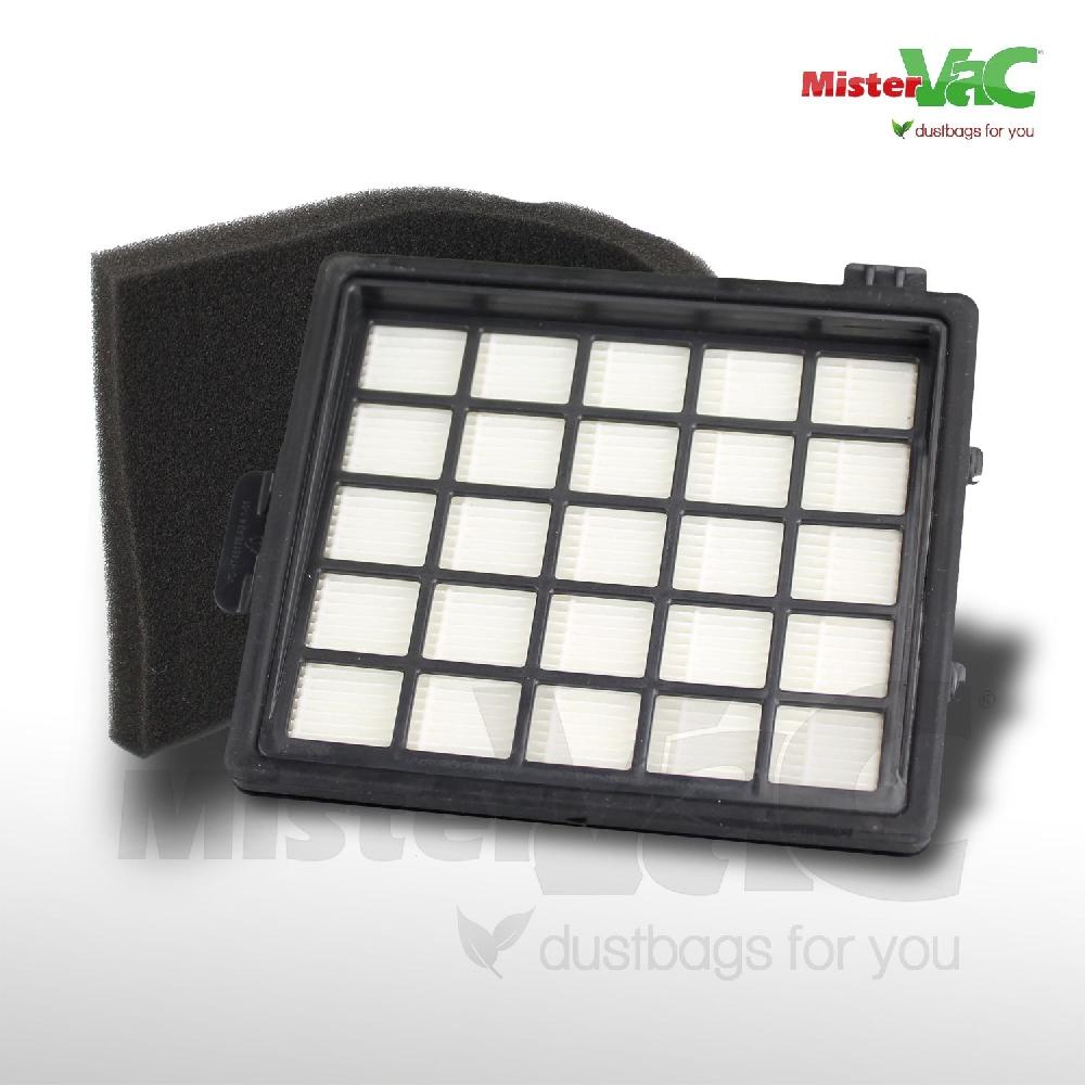 Hepa Filter geeignet Philips FC814601 Easy Life
