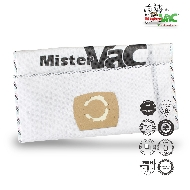 MisterVac SCM sacs à poussière compatible Aqua Vac 25-30 L Container image 1
