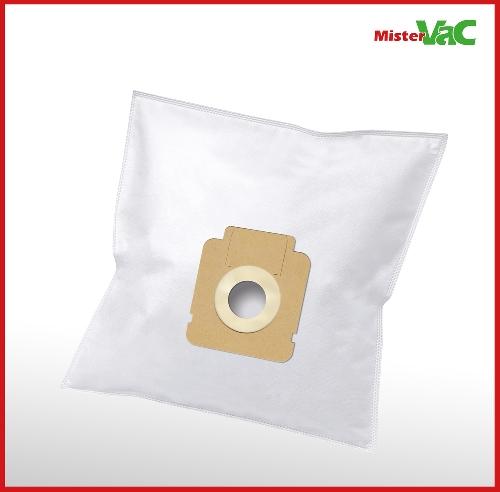 Staubbeutel VE 109959.9 10 Staubsaugerbeutel für Emerio VE-109959 2 Filter