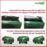 MisterVac Automatikdüse- Bodendüse geeignet für Ihren Vorwerk Tiger 250 image 2