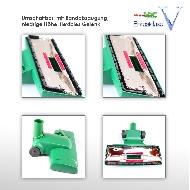 MisterVac Bodendüse Einrastdüse geeignet für Ihren Vorwerk Tiger 250 image 2