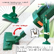 MisterVac Bodendüse Einrastdüse geeignet für Ihren Vorwerk Tiger 250 image 3
