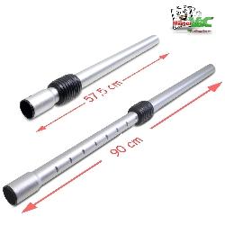 Teleskop-Staubsaugerrohr geeignet für Bosch Gas 35 L,M SFC,AFC Professional Detailbild 2