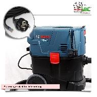MisterVac Kabel Zuleitung Strom- Reparaturkabel geeignet für Bosch Gas 35 L,M SFC,AFC image 2