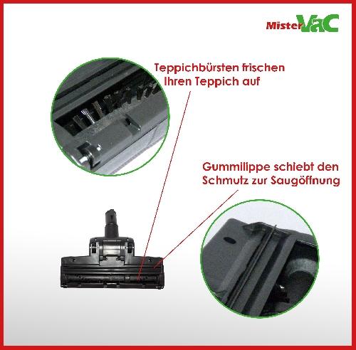Bodendüse Turbodüse Turbobürste geeignet Kärcher WD 3 Premium