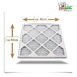 10x Vorfilter Grobstaubfilter geeignet für HEYLO Luftreiniger FT 500 Detailbild 2