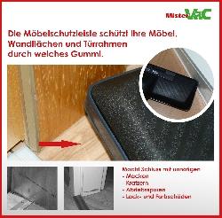 Automatikdüse- Bodendüse geeignet für Bosch BGS5BL432 Relaxx x Detailbild 2