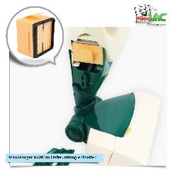 Feinfilter HEPA geeignet für Ihren Vorwerk Kobold 136 Detailbild 1
