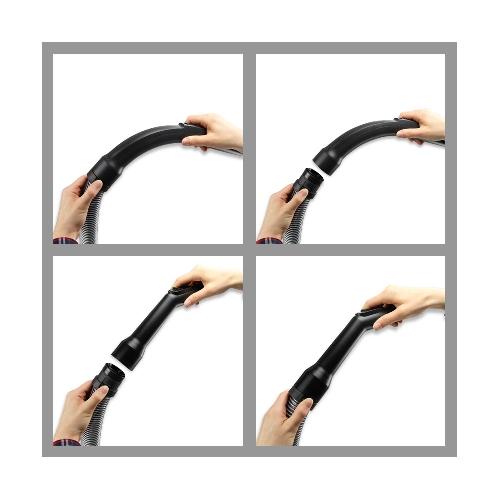 1  Handgriff geeignet für Miele S 5211
