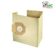 MisterVac Staubsaugerbeutel kompatibel mit PROTOOL VCP 450 E-L-M image 2