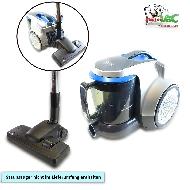 MisterVac Bodendüse Einrastdüse kompatibel mit Black & Decker BXVML700E image 2