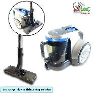 MisterVac Bodendüse umschaltbar kompatibel mit Black & Decker BXVML700E image 2