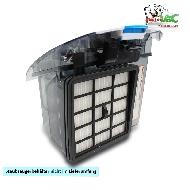MisterVac Staubbehälter Filter kompatibel mit BLAUPUNKT VCC311 image 2