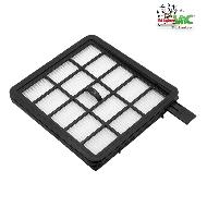 MisterVac Staubbehälter Filter kompatibel mit BLAUPUNKT VCC311 image 3