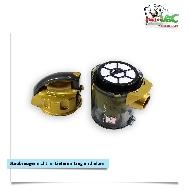 MisterVac Staubbehälter Filter kompatibel mit Clatronic BS 1308 image 2
